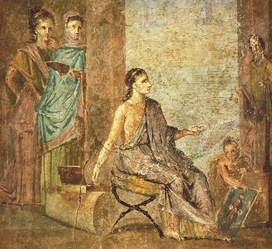 hogyan kezelték a pikkelysömöröt az ókorban