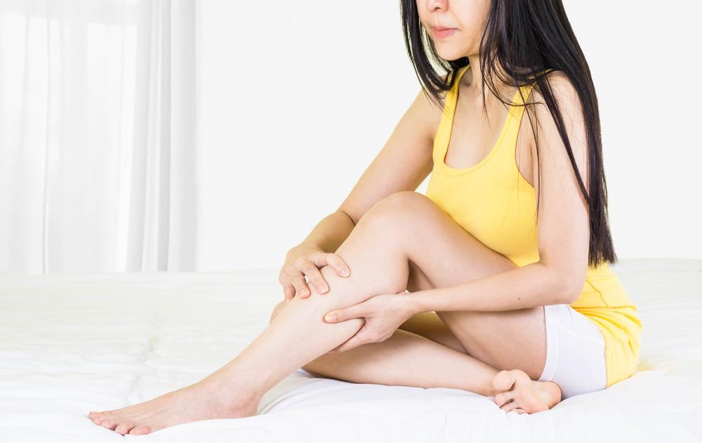 vörös fájdalommentes folt a lábán ginseng pikkelysömör kezelése