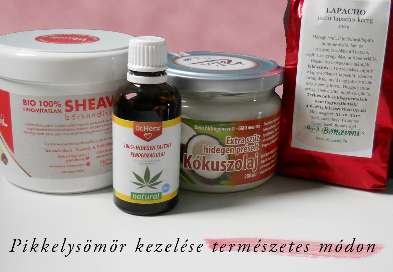 pikkelysömör és gyógyszerek
