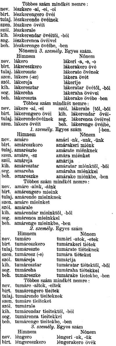 Cigányok   A Pallas nagy lexikona   Reference Library