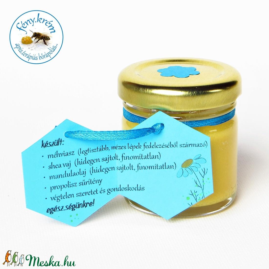 krém méhviasz propolissal pikkelysömörből egészséges)
