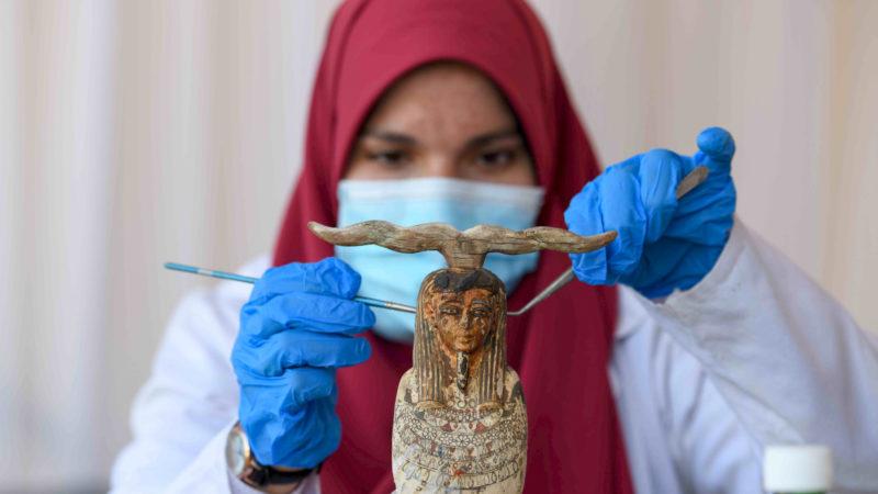 pikkelysömör kezelésére Egyiptomban)